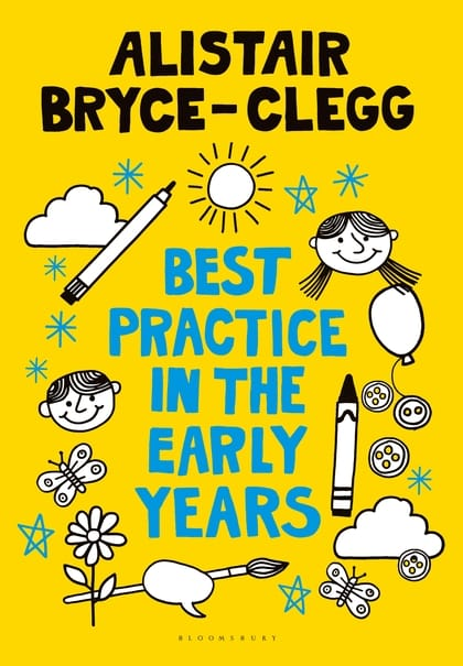 Best Practice in the Early Years - Book Cover